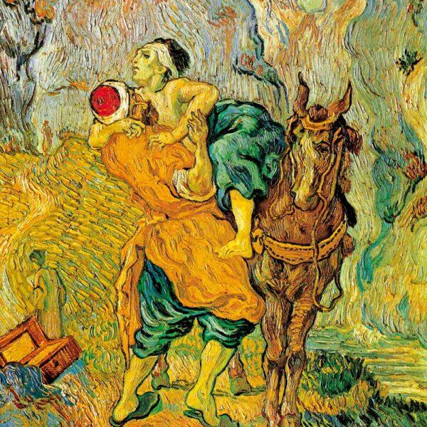 Vincent Van Gogh - Buon Samaritano